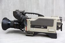 Sony Professional Video Camera DXC-3000A 3CCD AND Fujinon Macro TV-Z Lens Cine