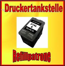 Refill HP 21xl Deskjet 3920 3940 d1360 1460 1470 1560 2330 2360 f370 f380 20ml