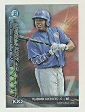 2017 Bowman Chrome SCOUTS TOP 100 REFRACTOR VLADIMIR GUERRERO RC QTY AVAILABLE