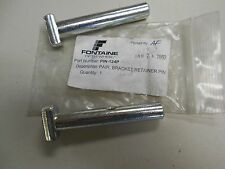 PIN-124P FONTAINE 600 SERIES BRACKET RETAINER PIN PAIR (qty 2)