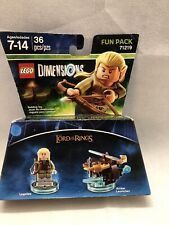 The Lord of The Rings Legolas + Arrow Launcher Fun Pack 71219 Lego Dimensions
