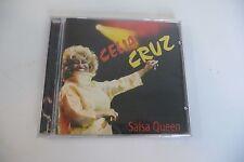 CELIA CRUZ CD SALSA QUEEN. CHA CHA LA NEGRA.