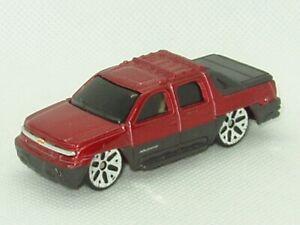 Maisto 2002 Chevrolet Avalanche Pick Up