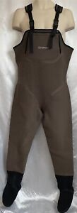 NWOT WOMENS VINTAGE SIMMS POLARTEC FISHING HUNTING WADERS SIZE 14 USA MADE  HNG