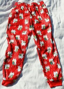 Wondershop Dog Christmas Llama Pajamas Jumpsuit or Matching Family Pieces