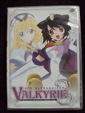 VALKYRIE 3  VOLUME 1 ADV FILMS ANIME IN ENGLISH!