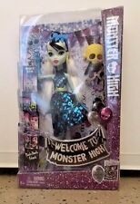 Frankie Stein Doll Welcome to Monster High Dance The Fright Away Halloween Sale