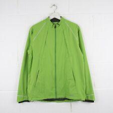 Vintage ASICS Green Sports Track Jacket Mens Size XL