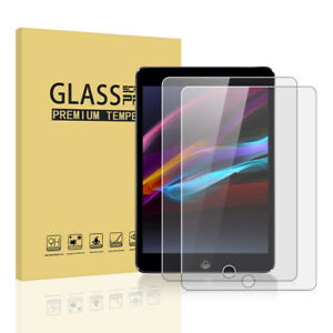 100% Genuine Tempered Glass Screen Protector for New iPad 9th Gen 10.2 inch 2021