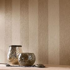 Designer Julien Macdonald Glitterati Crème/Or Paillettes Métallique Papier Peint