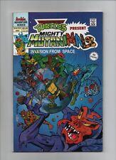 TMNT Mighty Mutanimals Invasion From Space - Winter 1991 - (Grade 8.0 ) 1991