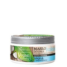 Bielenda Coconut Body Butter with Oils and Antioxidants Vegan Friendly 250ml
