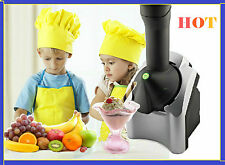 NEW  Frozen Banana Fruits dessert - Ice Cream Dessert Maker