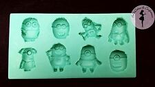 Despicable Me, Minion Inspired Silicone Mold