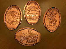Elongated Coin Pressed Penny-Frontierland Morecambe-Retired Machines UK Pennies