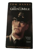 The Green Mile (Vhs, 2000, 2-Tape Set)