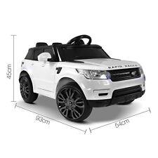 Rigo Kids Ride on Car Range Rover Toy - White