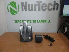 Plantronics Cs55 Wireless Headset System w/ ac adapter