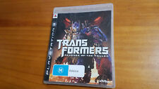 Transformers 2 Revenge of the Fallen - PlayStation 3 PS3 Complete Game