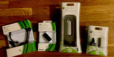 Microsoft Xbox 360 4pack! Wireless, Wired, Play/charge, 20G hard drive. FreeShip