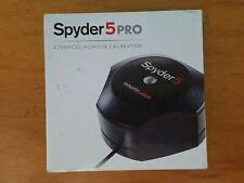 Datacolor Spyder5PRO Display Calibration System, original box (Spyder5elite)