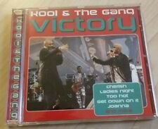 Kool & The Gang Victory CD 80er Jahre Kult