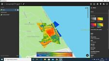 Parrot Sequoia multispectral sensor for agriculture survey