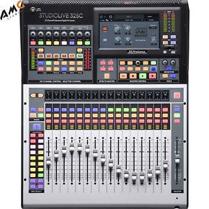 PreSonus StudioLive 32SC Series III 32-Channel Subcompact Digital Mixer Recorder
