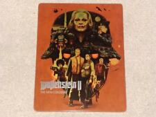Wolfenstein 2 The New Colossus Limited Edition Steelbook Case Only G2 (NO GAME)