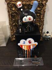 "Kidrobot BlackTAG TEAM 8"" DUNNY Tristan Eaton Vinyl Figure Signed"