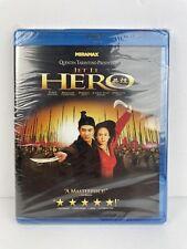 Hero (Blu-ray Disc, 2011) Brand New Jet Li
