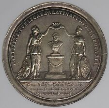 Germany 1792 Charles Theodore Jubilee Silver Medallic Thaler NGC XF