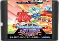 Wonder Boy III: Monster Lair (1991) 16 Bit Sega Genesis / Mega Drive System