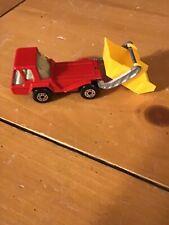 Matchbox Superfast Skip Truck No.37, 1976