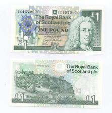 Europe Scotland Note Banknotes