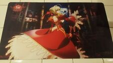 Fate/EXTRA - Red Saber Anime Playmat [Ultra PRO] [NEW]