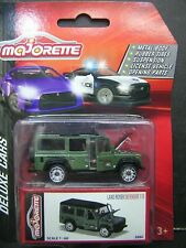 Majorette 1:60 Metal DieCast model car - Deluxe - LAND ROVER DEFENDER 110