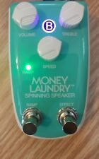Danelectro Money Laundry Spinning Speaker guitar effects pedals. NEW in box. NIP