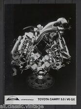 PRESS - FOTO/PHOTO/PICTURE - Toyota Camry 3.0i V6 GX Engine