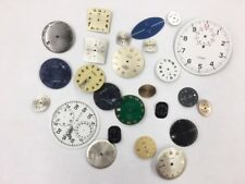 Watch Face Dials for Art, Steampunk, Jewelry Assortment, 25 pieces