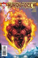 Human Torch Comic 11 Cover A First Print Karl Kesel Howard Porter Rapmund Marvel