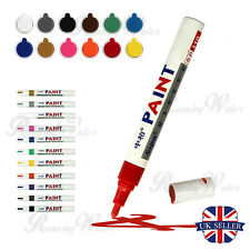 12 Colors Paint Marker Pen Fine Paint Oil Based Art Pen Metal Glass Waterproof