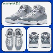 Jordan 6 rings 322992-015 8uk 42.5eur