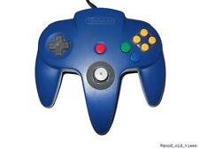 # Original Nintendo 64/contrôleur n64 en bleu avec fixe analogique Stick-TOP #