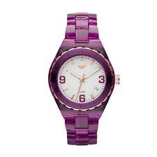 ADIDAS mini cambridge purple ladies watch.. cheapest on ebay.. ADH2551
