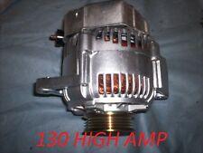 HONDA CIVIC HD ALTERNATOR 130 HIGH AMP 1991 1992 1993 1994 1995 HIGH OUTPUT