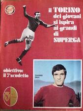 Torino Calcio Tutta la sua storia da Superga in 32 pagine 1971 ed.Intrepido