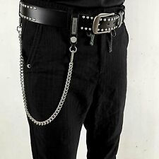 Leather Strap Metal Biker Wallet Chain Awesome Nice keychain