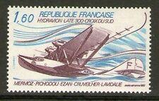 STAMP / TIMBRE FRANCE NEUF POSTE AERIENNE N° 50 ** TRAVERSEE DE L'ATLANTIQUE
