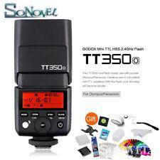 Godox TT350O Mini TTL HSS 2.4G Flash Speedlite For Olympus Panasonic Camera